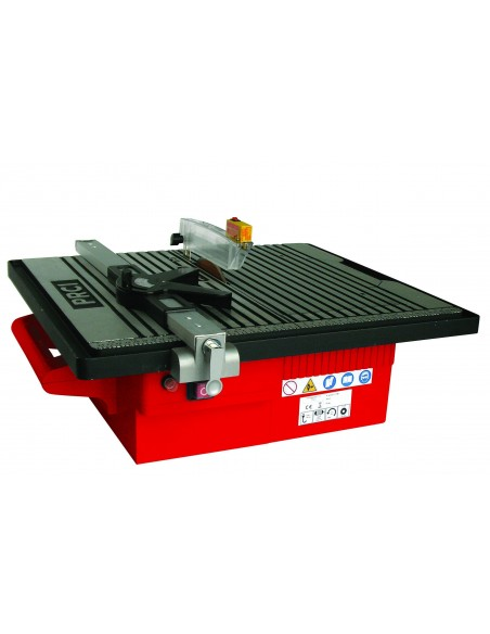 CARRELEC T180 Electric Wet Saw (table-top tile cutter)