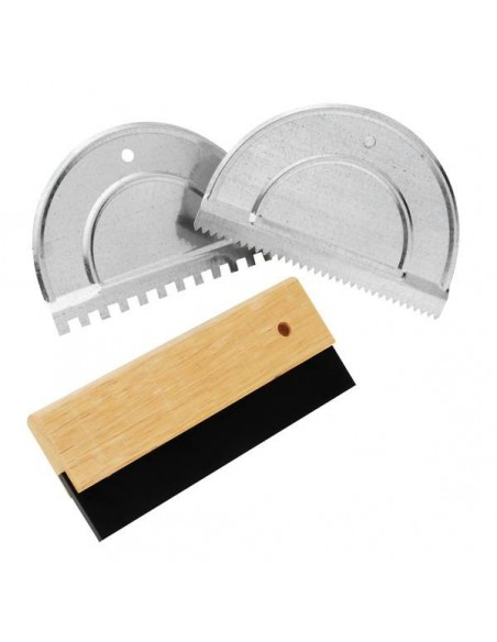 Tiler installation kit