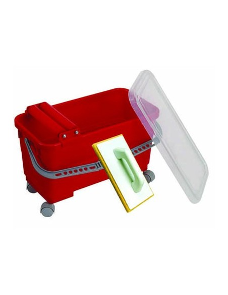DOUBLE ROLLER TILE WASH KIT 25L WITH GROUT FLOAT