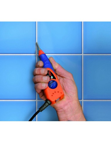 PATENTED electric grout remover