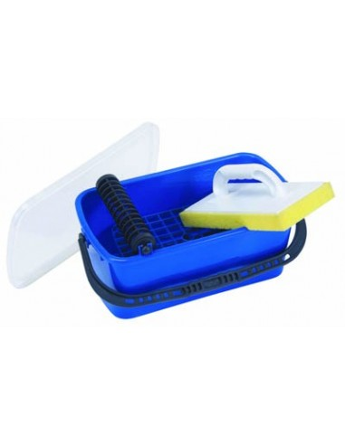TILE WASH KIT 10L WITH GROUT FLOAT