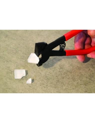 Pince de mosaiste 12 mm pour coupe et...