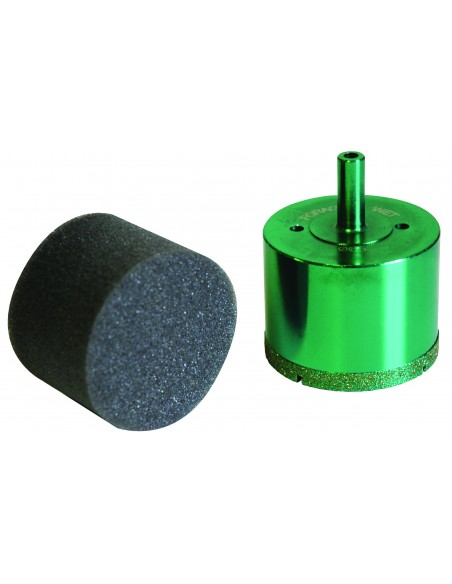 DIAMOND DRILL BITS FOR WET DRILLING