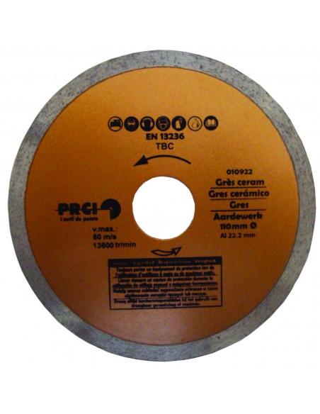 DIAMOND BLADE POWER PLUS FOR PORCELAIN CERAMIC 110mm diameter