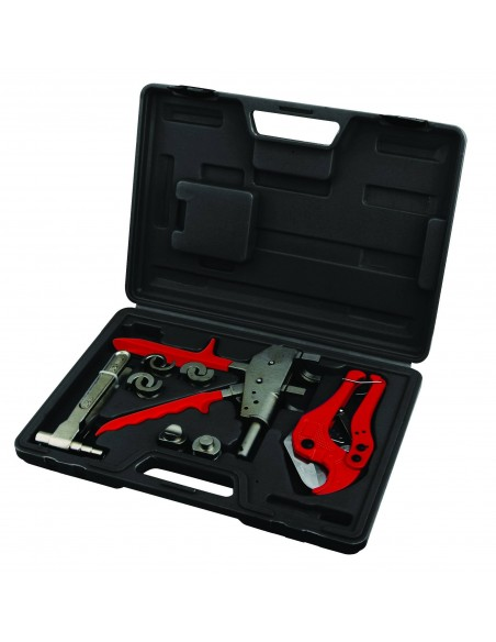 CRIMPING PLIER SET FOR PEX AND PEXAL