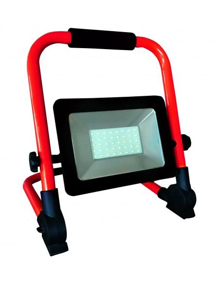 Projecteur à LED puissant 20W pliable