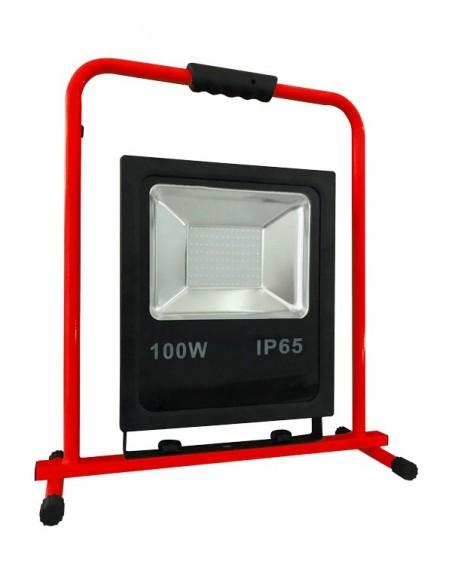 Projecteur à LED puissant 100 W