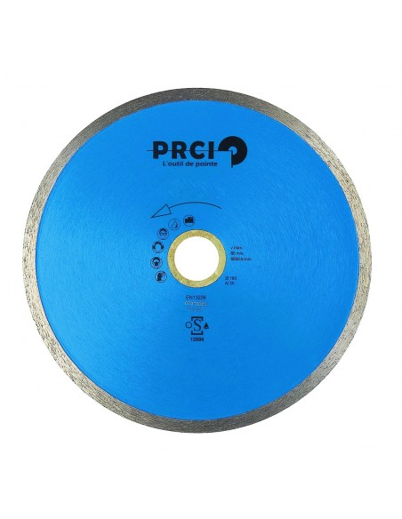 DIAMOND DISC CARRELEC 180 MM AND 200 MM FOR ELECTRIC TILE CUTTERS