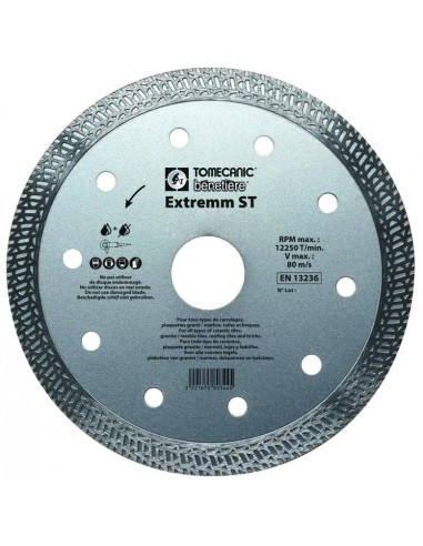 EXTREMM SUPER PRO DRY DIAMOND BLADE -...
