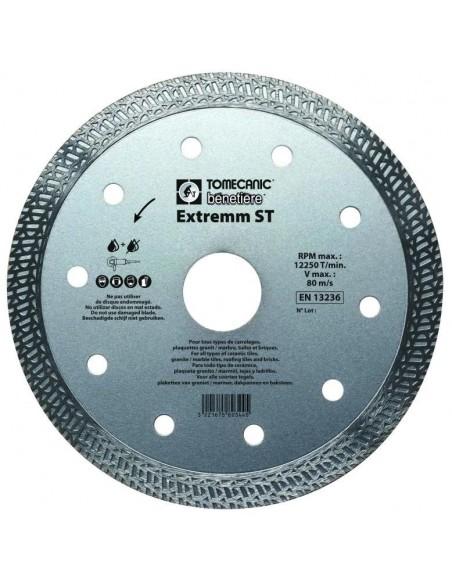 DISQUE DIAMANT A SEC 115 ET 125 MM - SPECIAL CARREAUX DURS - EXTREMM SUPER PRO
