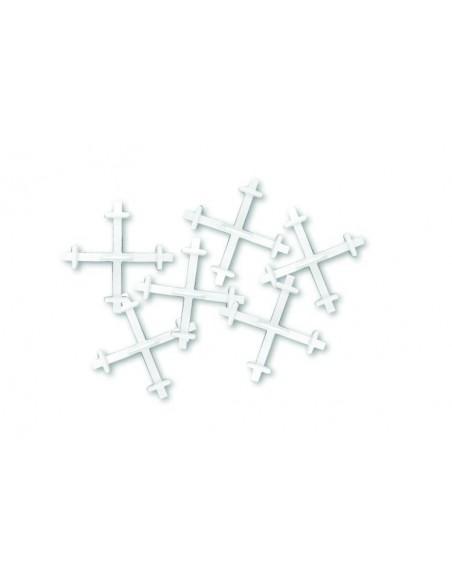 Croisillons Récupérables PRO 3 mm - sachet de 100 pour joints de carrelage