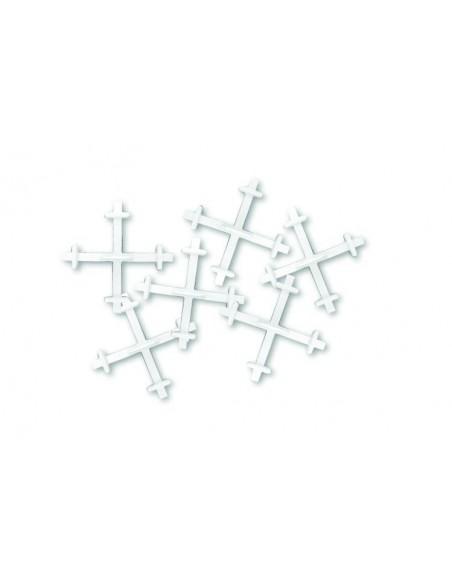 Croisillons Récupérables PRO 5 mm - sachet de 100 pour joints de carrelage