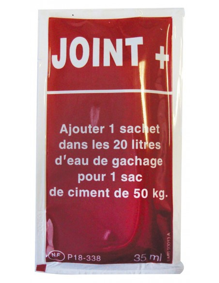 LOT OF 3 ADDITIVES FOR TILES JOINTS