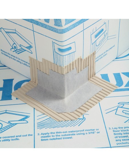 Waterproof Flexable External Corners (x2)