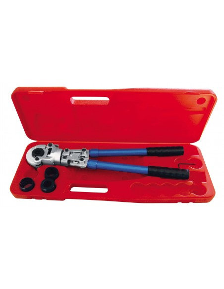 Set of Crimping Pliers for Multilayer Tubes